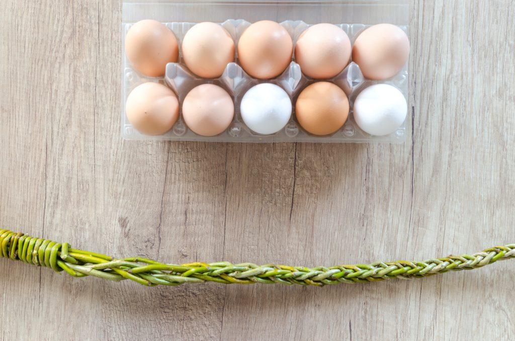 Brown eggs vs White eggs
