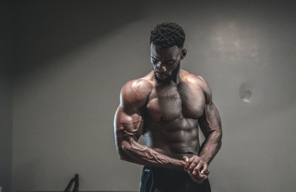 Natural muscle growth