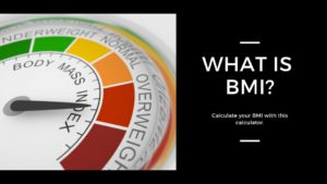 What is BMI mean?