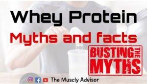 Whey protein myths